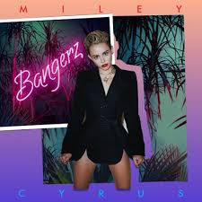 Miley Cyrus album cover