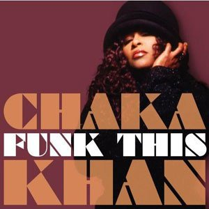 Chaka Khan grammy winning album cover