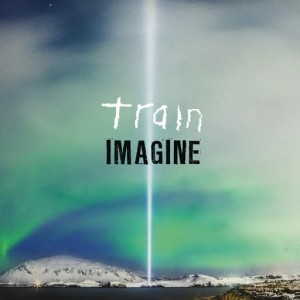 Train Imagine album cover